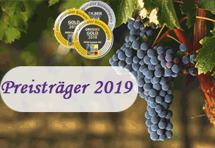 Internationaler Bioweinpreis 2019